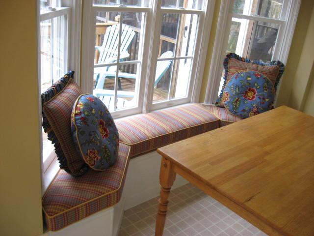 Upholstered Item- After