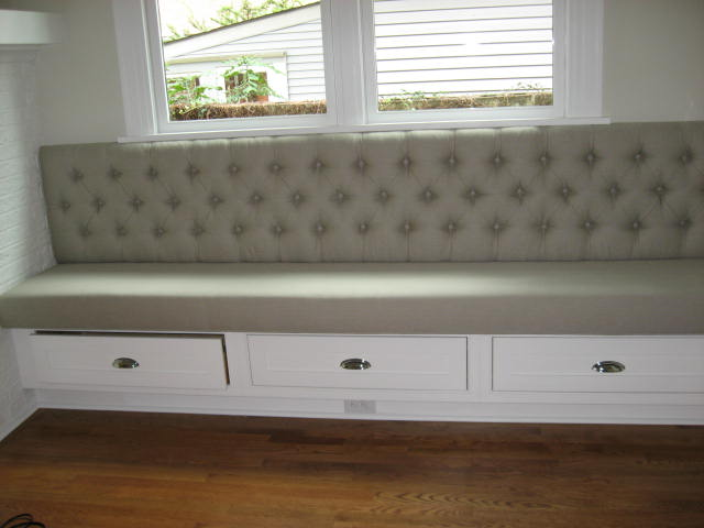 Upholstered Item- After